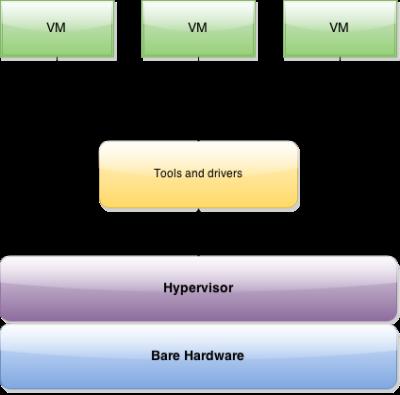 Type 1 Hypervisor